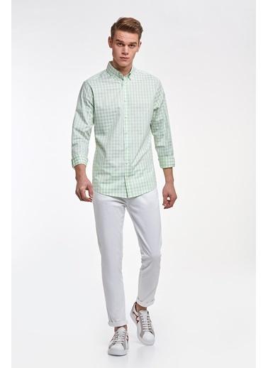 Hemington Slim Fit 5 Cep Yazlık Pantolon Beyaz
